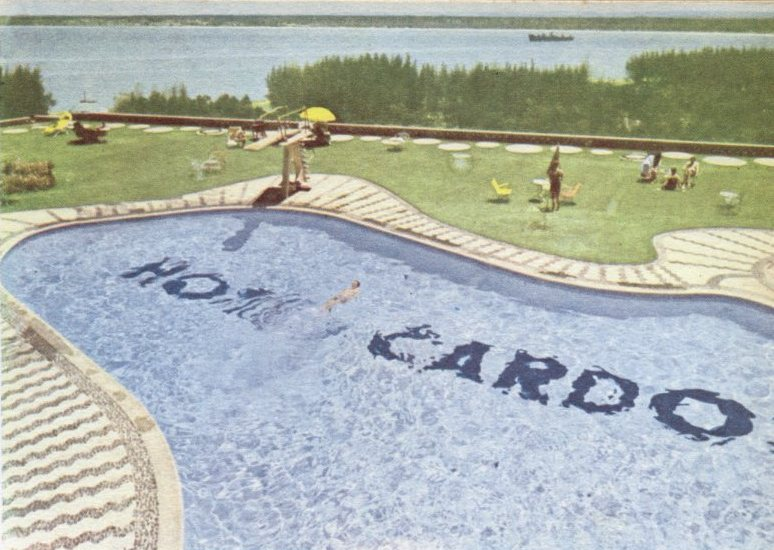 A piscina, 1959.